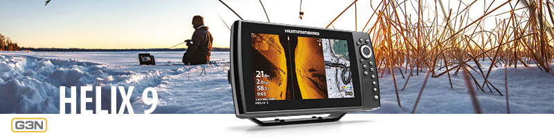 humminbird helix9 header